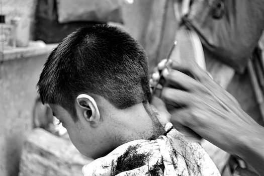 A little grooming by Shorf  Afza