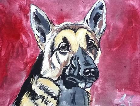 A Loyal Companion by Shelby Rawlusyk