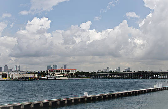 A Miami Bridge by Swift Family