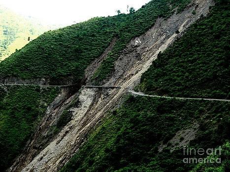 A natural disaster   by Hari Om Prakash