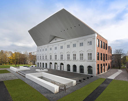 A New College Building by Jaak Nilson