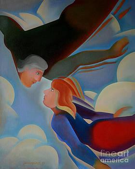 A Newlywed Couple by Jukka Nopsanen