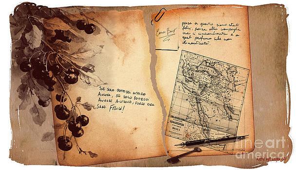 A note by Astrid Van Loopik
