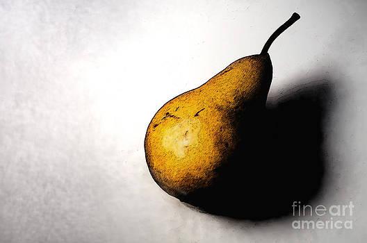 A Pear Alone by Dan Holm