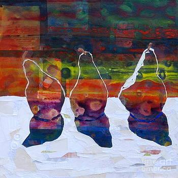 A Pear of Three by Nancy Bowron