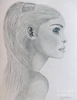 A portrait of elegance by Gerald Strine