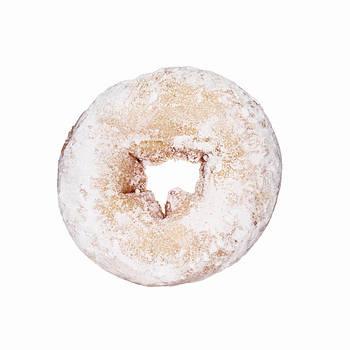 A Powdered Sugar Donut by Steve Wisbauer