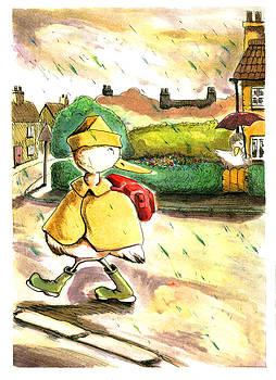 Paul Mitchell - A Rainy Morning