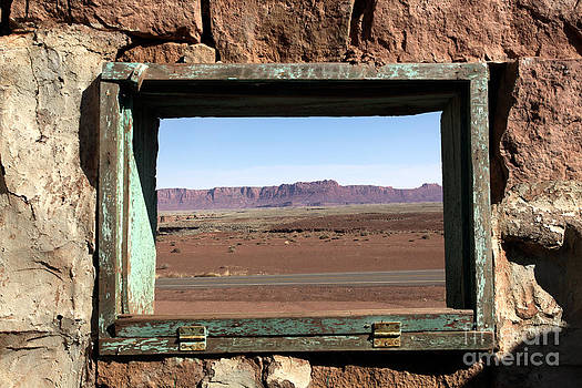 A Room with a View by Karen Lee Ensley