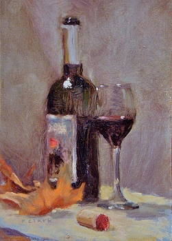 A Sip by Roger Clark