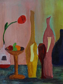 Nancy Fillip - A still Life