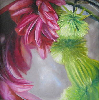 A Study in Pink and Green by Erin Hardin