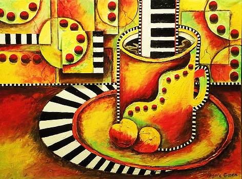 A Taste of Jazz I by Angela Green