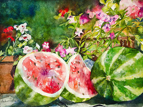 A Taste of Summer by Linda Broome