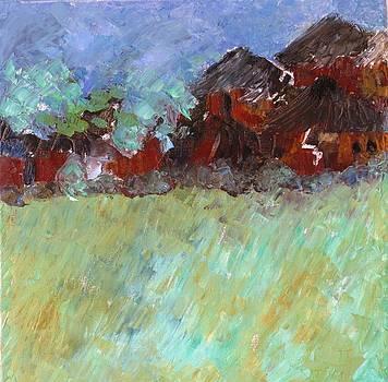 A village by Selma Suliaman