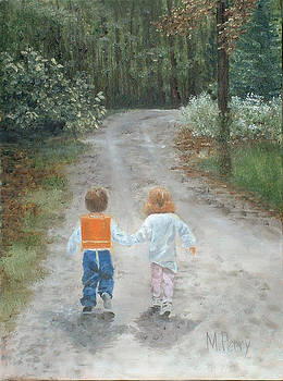 A Walk in the Woods by Margie Perry