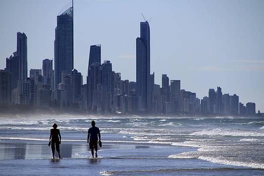 Noel Elliot - A Walk On The Beach