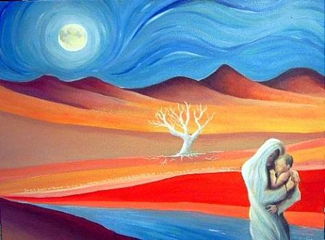A Way in the Desert by Carrie Bennett