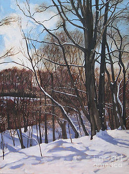 A Winter's Day by Joan McGivney