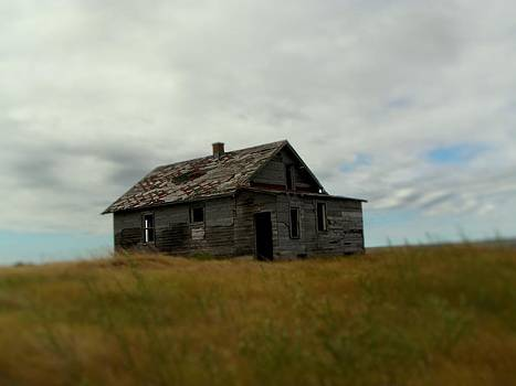 Abandoned Farm A by Jonathan Lagace