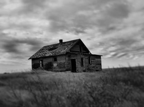Abandoned Farm B by Jonathan Lagace