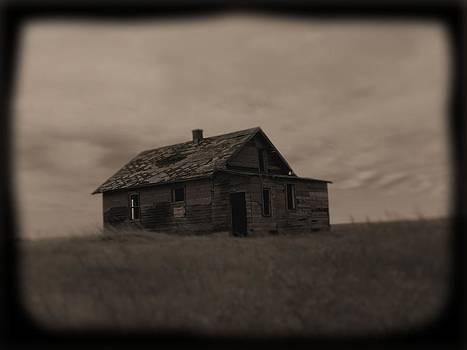 Abandoned Farm D by Jonathan Lagace