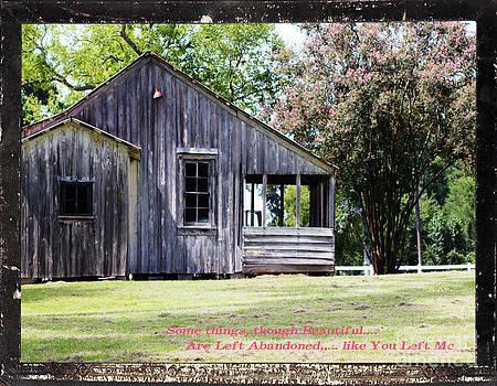 Abandoned by Lori Mellen-Pagliaro