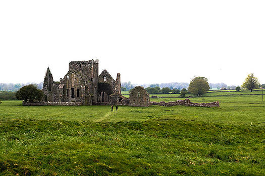 Abbey Ruins by Kelly Turnage