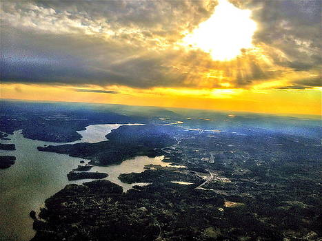 Above Chatanooga by Joyful  Events