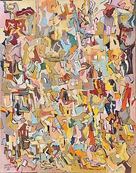 Abstract 1 by Liubov Meshulam Lemkovitch