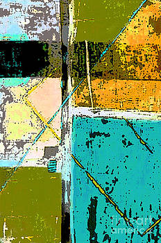 Abstract 2 by Glennis Siverson
