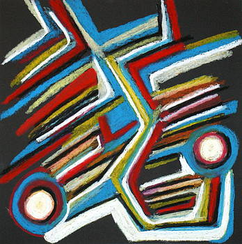 Abstract 3 by Sandra Conceicao