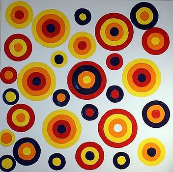 Abstract 33 by Sandra Conceicao