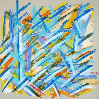 Abstract 58 by Sandra Conceicao