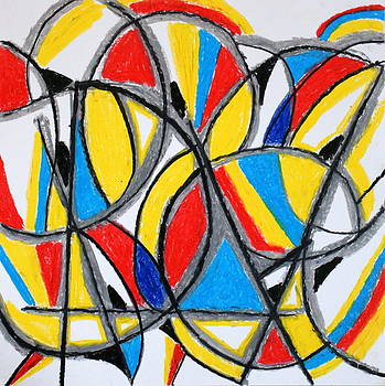 Abstract 64 by Sandra Conceicao