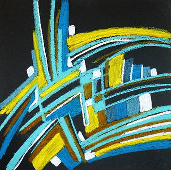 Abstract 69 by Sandra Conceicao