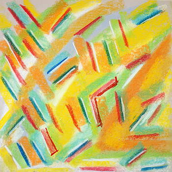 Abstract 77 by Sandra Conceicao