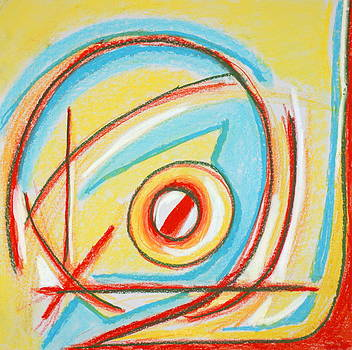 Abstract 78 by Sandra Conceicao