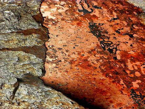 Karyn Robinson - Abstract Art - The Breakdown