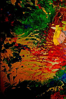Abstract Colors by Gloria Warren