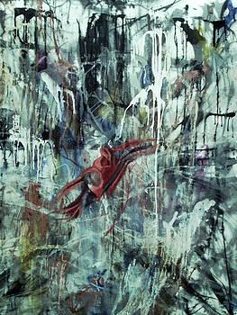 Abstract Drapery  by Shant Beudjekian