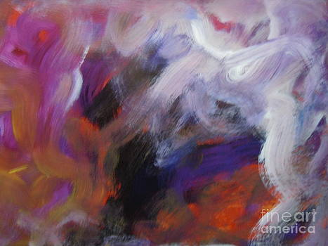 Abstract Dream by Lam Lam