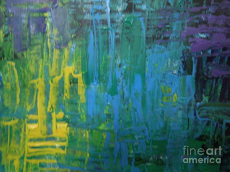 Abstract Faith by Lam Lam