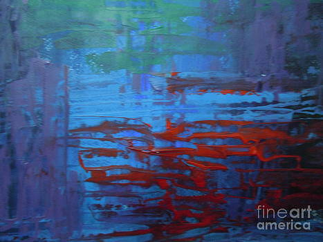 Abstract Hope by Lam Lam