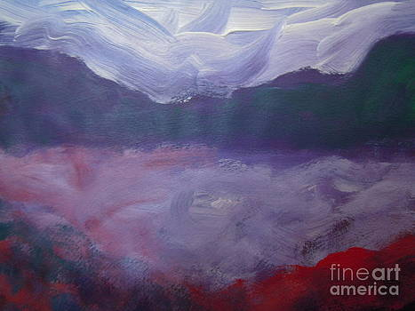 Abstract Landscape by Lam Lam