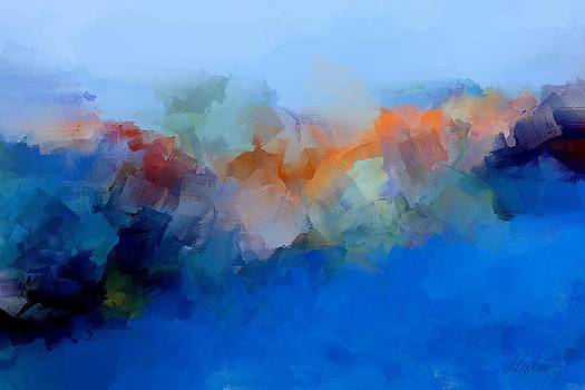 Abstract  by Michael Greenaway