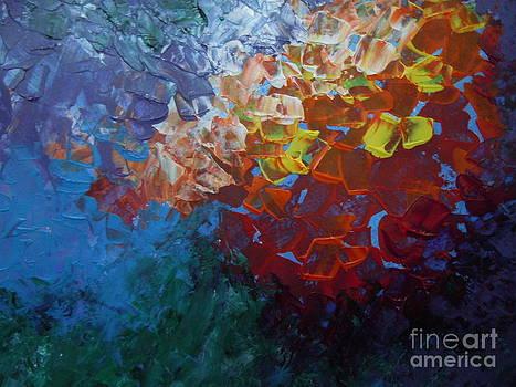 Abstract Midsummer Night Dream by Lam Lam
