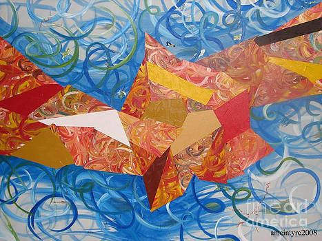 Abstract Not by Amanda McIntyre