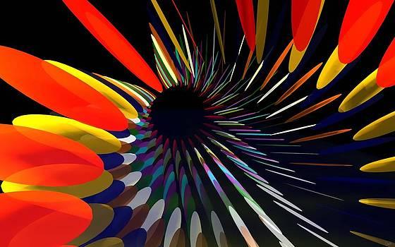 Abstract Petal by Harold Egbune