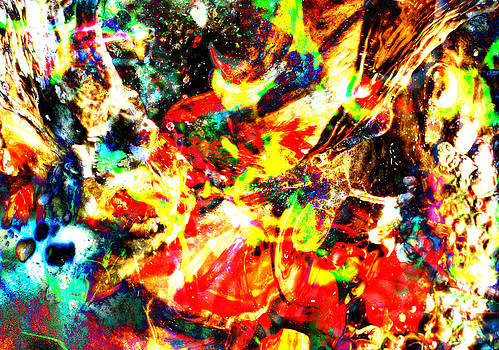 Abstract Rainbow Number Two Edit G by Nawfal Nur